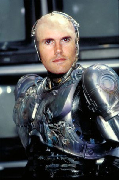 nate as robocop