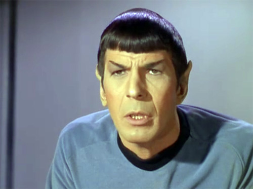 fashion fail - spock